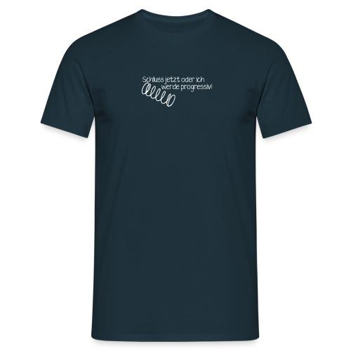 Jungs-Shirt Progressiv - Männer T-Shirt