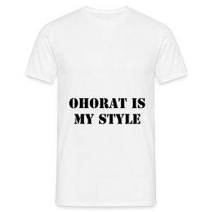 OHORAT SYLE  - Men's T-Shirt