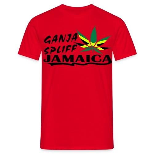 cannabis - Mannen T-shirt
