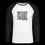 Long sleeve shirts ~ Men's Long Sleeve Baseball T-Shirt ~ Product number 27962611