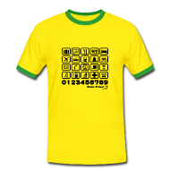 T-Shirts ~ Men's Ringer Shirt ~ Product number 27962597