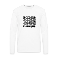 Long sleeve shirts ~ Men's Premium Longsleeve Shirt ~ Product number 27962609