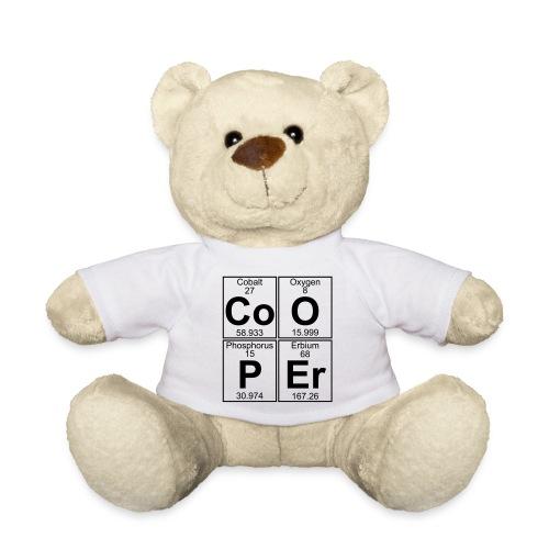 Co-O-P-Er (Cooper) - Teddy Bear