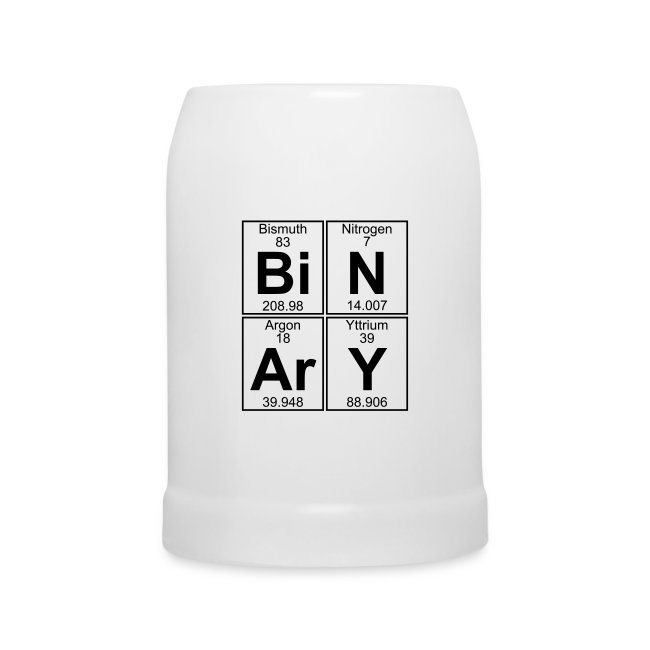 Bi-N-Ar-Y (binary)