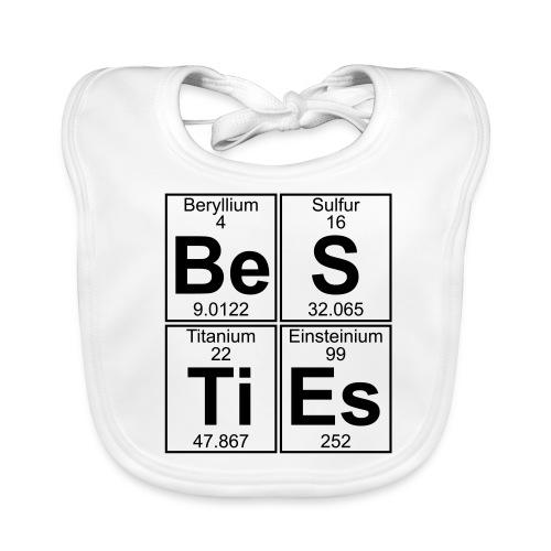 Be-S-Ti-Es (besties) - Baby Organic Bib