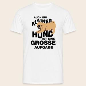 Mops Männer Shirt - Männer T-Shirt