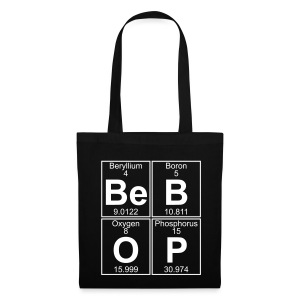 Be-B-O-P (bebop) - Tote Bag