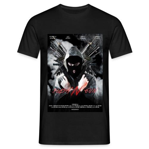 afficheslash - T-shirt Homme