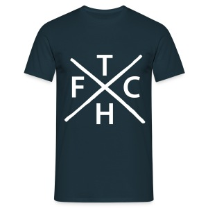 TH NY Hardcore style - Men's T-Shirt