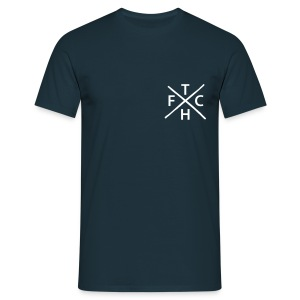 TH NY Hardcore style - Men's T-Shirt