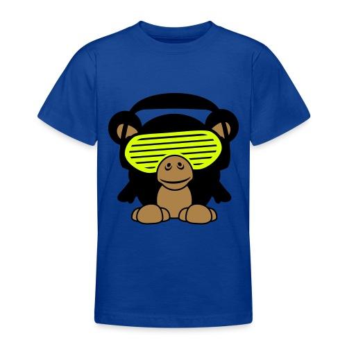 Monkey Cool - Teenager-T-shirt