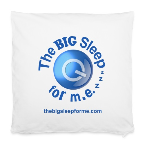 Logo Small Square Pillowcase - Pillowcase 40 x 40 cm