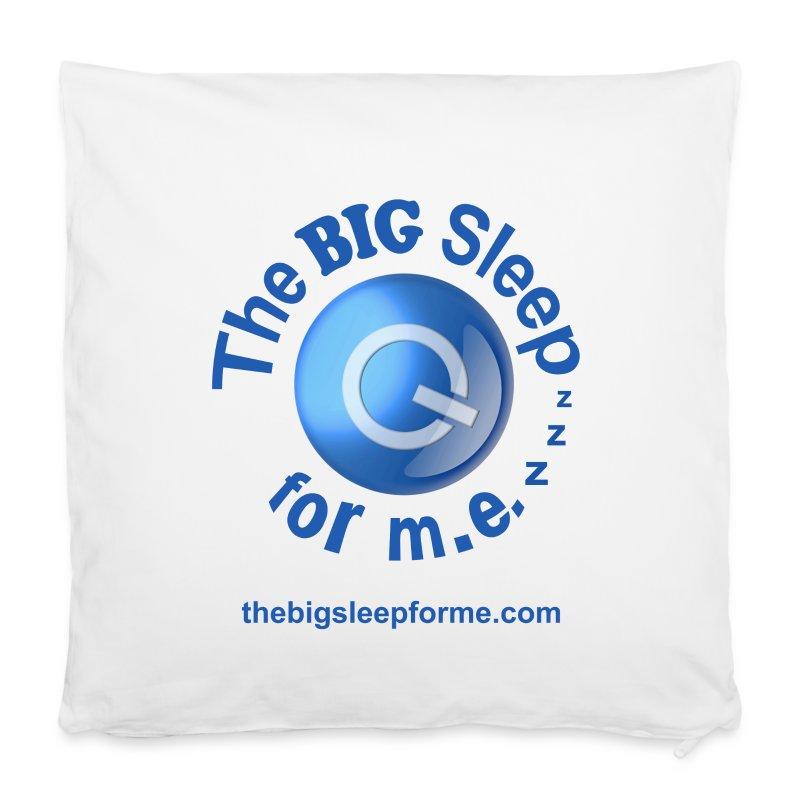 Logo Small Square Pillowcase - Pillowcase 40 x 40 cm