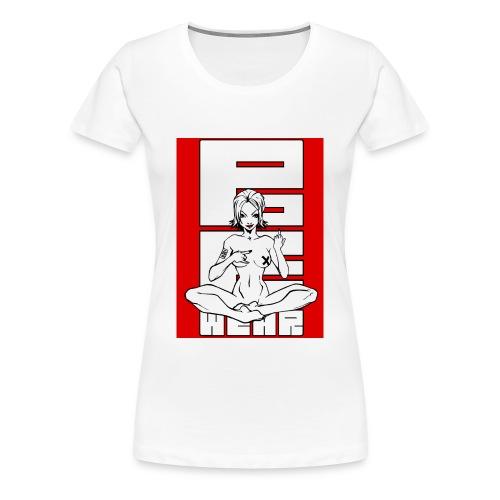 Carla - Frauen Premium T-Shirt