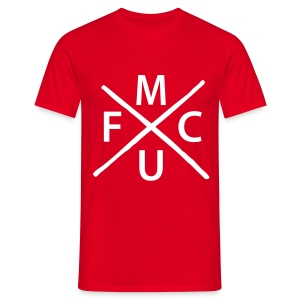 MU Hardcore - Men's T-Shirt