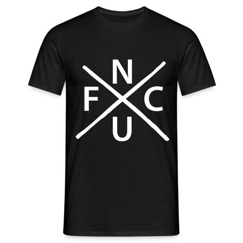 NU Hardcore style - Men's T-Shirt