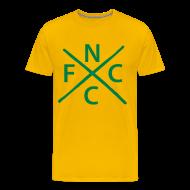 T-Shirts ~ Men's Premium T-Shirt ~ NC Hardcore style