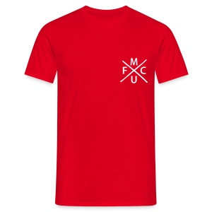 MU hardcore - Men's T-Shirt