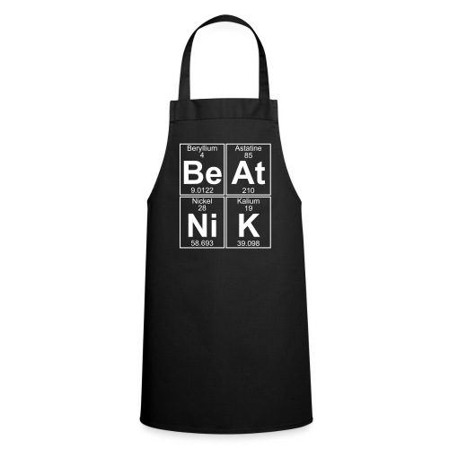 Be-At-Ni-K (beatnik) - Cooking Apron