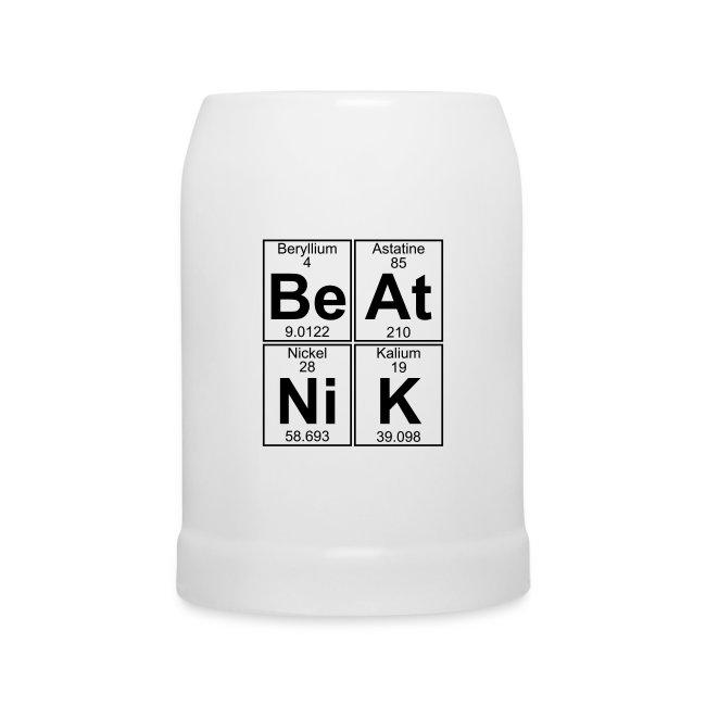 Be-At-Ni-K (beatnik)