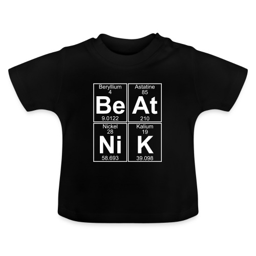 Be-At-Ni-K (beatnik) - Baby T-Shirt