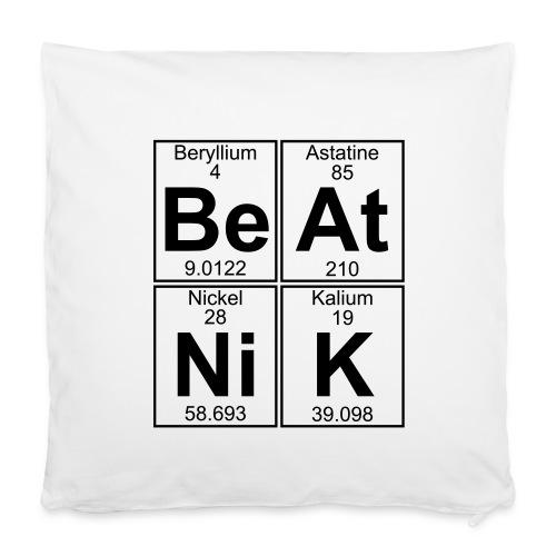 Be-At-Ni-K (beatnik) - Pillowcase 40 x 40 cm