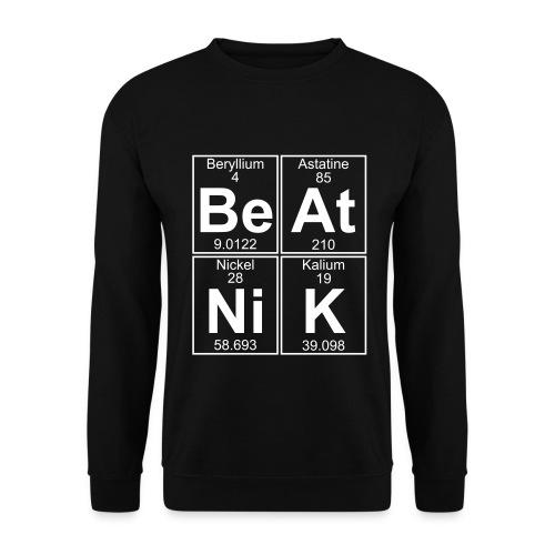 Be-At-Ni-K (beatnik) - Men's Sweatshirt