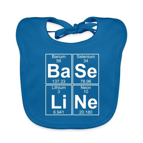 Ba-Se-Li-Ne (baseline) - Baby Organic Bib