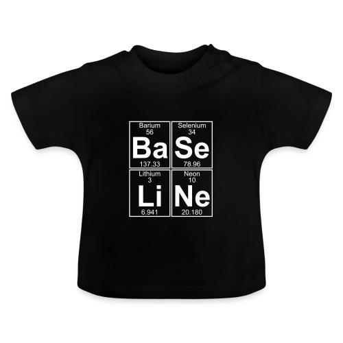 Ba-Se-Li-Ne (baseline) - Baby T-Shirt