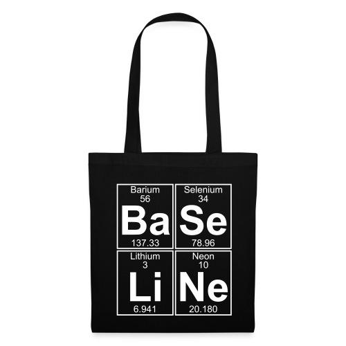 Ba-Se-Li-Ne (baseline) - Tote Bag
