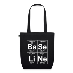 Ba-Se-Li-Ne (baseline) - EarthPositive Tote Bag