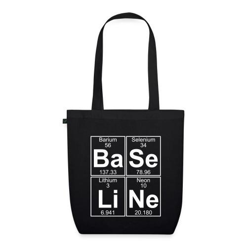Ba-Se-Li-Ne (baseline) - EarthPositive Tote Bag