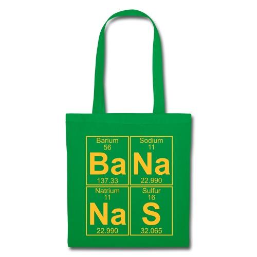 Ba-Na-Na-S (bananas) - Tote Bag