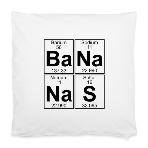 "Ba-Na-Na-S (bananas) - Pillowcase 16"" x 16"" (40 x 40 cm)"
