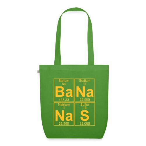 Ba-Na-Na-S (bananas) - EarthPositive Tote Bag