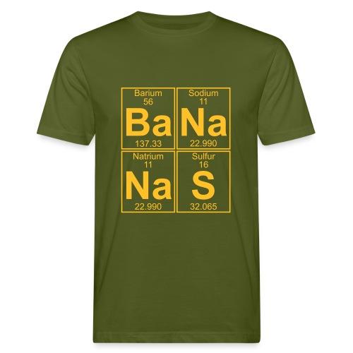 Ba-Na-Na-S (bananas) - Men's Organic T-Shirt