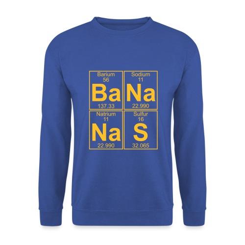 Ba-Na-Na-S (bananas) - Men's Sweatshirt