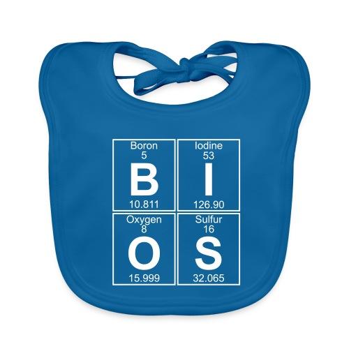 B-I-O-S (bios) - Baby Organic Bib