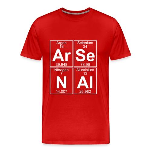 Ar-Se-N-Al () - Men's Premium T-Shirt