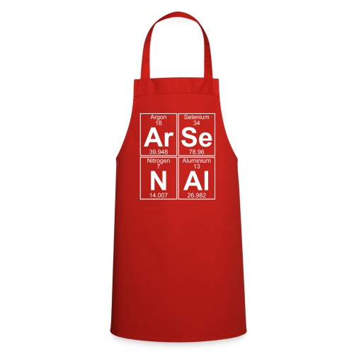 Ar-Se-N-Al () - Cooking Apron