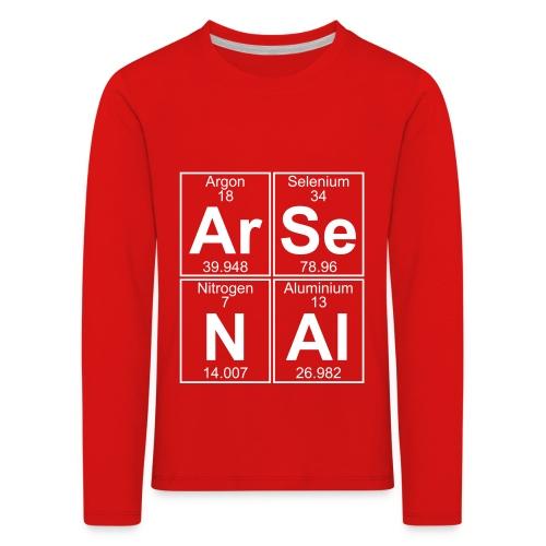 Ar-Se-N-Al () - Kids' Premium Longsleeve Shirt