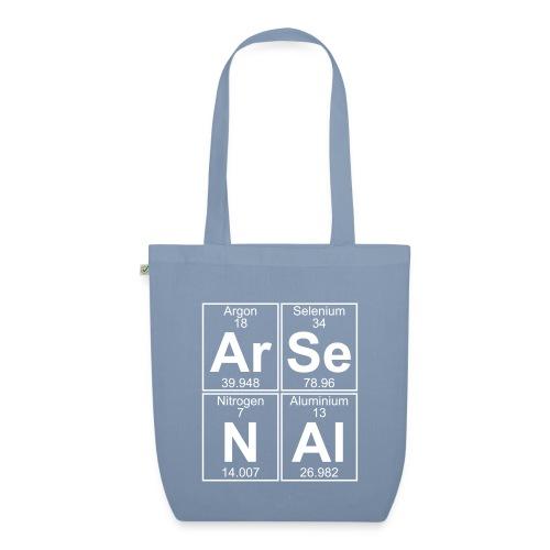 Ar-Se-N-Al () - EarthPositive Tote Bag
