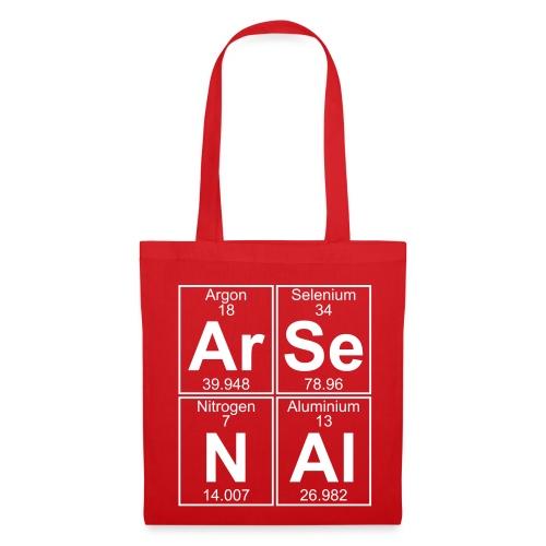 Ar-Se-N-Al () - Tote Bag