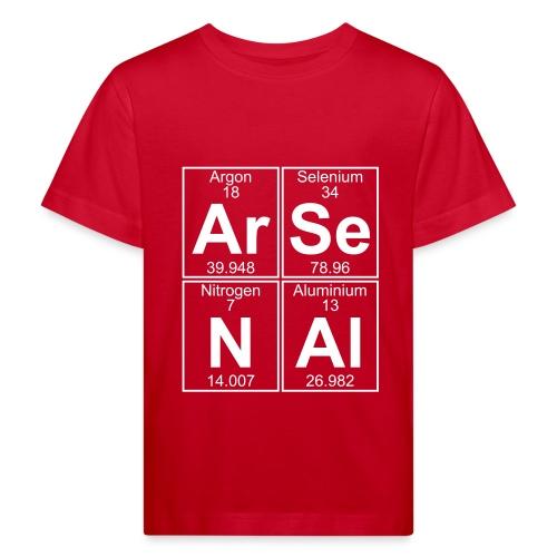 Ar-Se-N-Al () - Kids' Organic T-Shirt