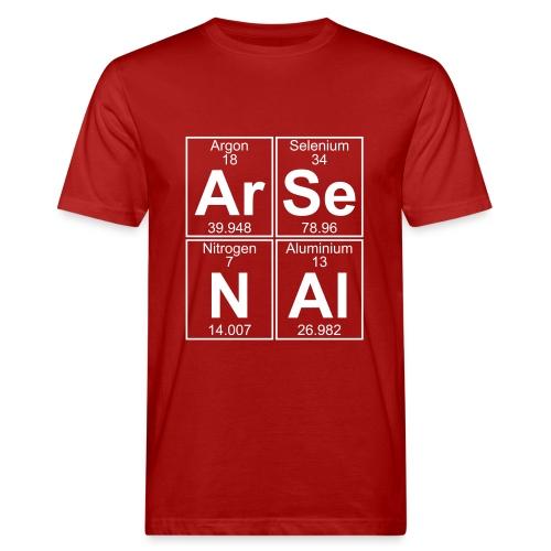 Ar-Se-N-Al () - Men's Organic T-Shirt