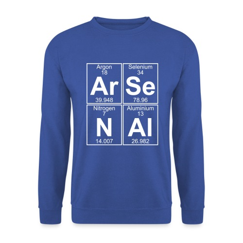 Ar-Se-N-Al () - Men's Sweatshirt