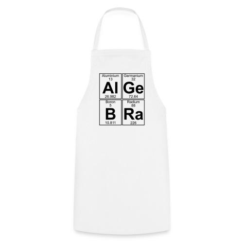Al-Ge-B-Ra (algebra) - Cooking Apron