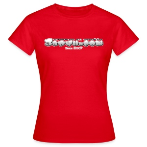 Japyh.com Since punainen (N) - Naisten t-paita