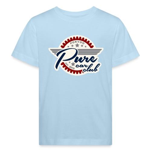Lasten t-paita 11-12v - Lasten luonnonmukainen t-paita