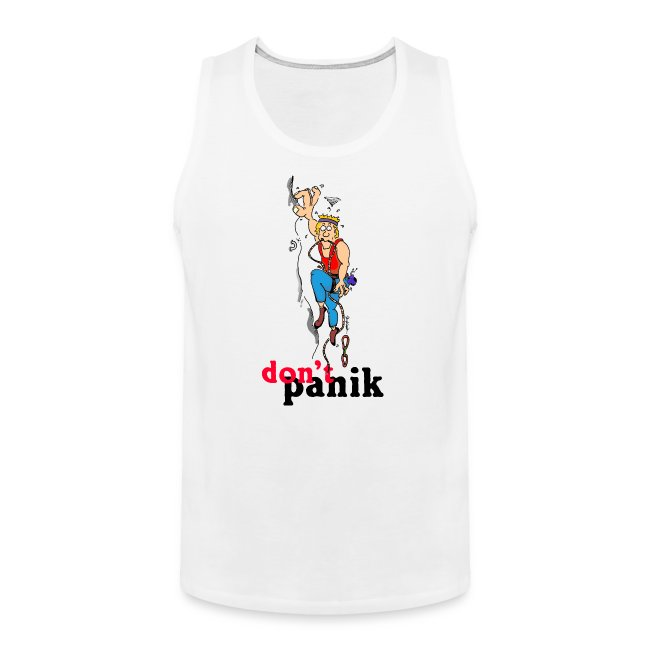 Tank Top don't panik